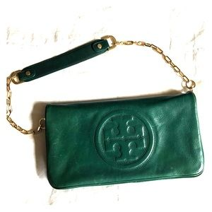 Tory Burch Reva Bombe Clutch